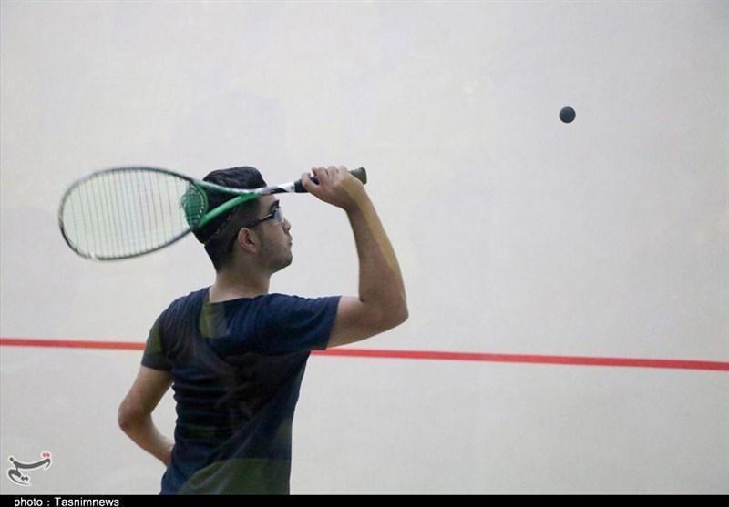 اعزام 2 ملی پوش اسکواش ایران به مسابقات حرفه ای پاکستان