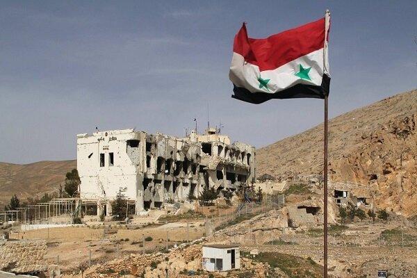 پرچم سوریه در الحسکه و قامشلی برافراشته شد