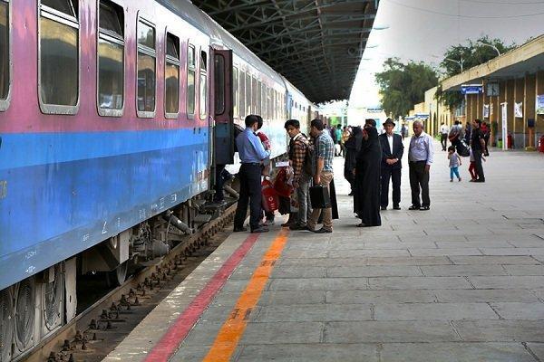 جزئیات اعزام قطار اربعین در 10 راستا ریلی ، جابه جایی بیش از 130 هزار زائر در 7 روز