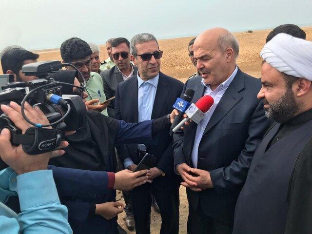 کلانتری: نگذاریم بلای عسلویه دوباره بر سر بوشهر بیاید