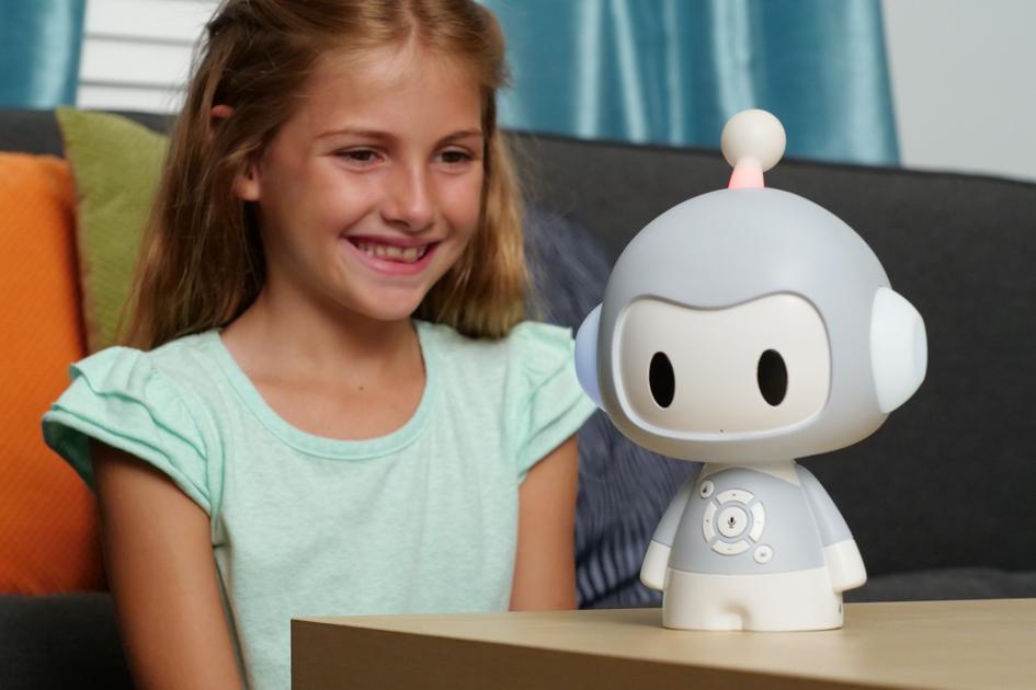 تقویت مهارت های اجتماعی در بچه ها با روبات کودی